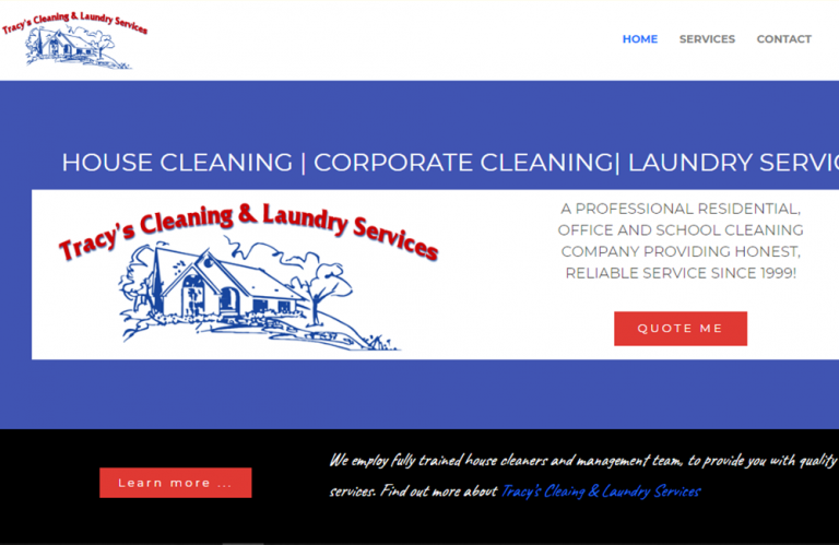 Tracy Cleaning Service